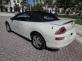 Mitsubishi Eclipse Spyder GS Dover White Pearl photo #41