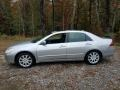 Honda Accord EX-L V6 Sedan Alabaster Silver Metallic photo #5