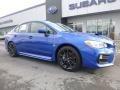 Subaru WRX Premium WR Blue Pearl photo #1