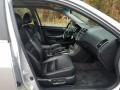 Honda Accord EX-L V6 Sedan Alabaster Silver Metallic photo #9