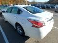Nissan Altima 2.5 SL Pearl White photo #2