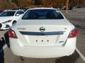Nissan Altima 2.5 SL Pearl White photo #3