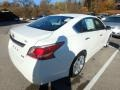 Nissan Altima 2.5 SL Pearl White photo #4