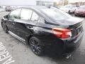 Subaru WRX  Crystal Black Silica photo #6