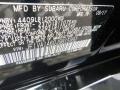 Subaru WRX  Crystal Black Silica photo #16