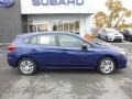 Subaru Impreza 2.0i 5-Door Lapis Blue Metallic photo #3