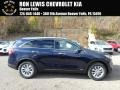 Kia Sorento LX AWD Blaze Blue photo #1