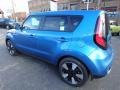 Kia Soul + Caribbean Blue photo #5
