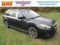 Subaru Impreza 2.0i Sport Limited 5 Door Dark Gray Metallic photo #1