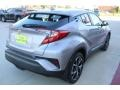 Toyota C-HR XLE Silver Knockout Metallic photo #7