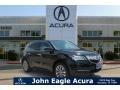 Acura MDX Technology Crystal Black Pearl photo #1