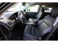 Acura MDX Technology Crystal Black Pearl photo #20