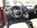 Honda CR-V EX AWD Molten Lava Pearl photo #10