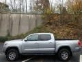 Toyota Tacoma SR5 Double Cab 4x4 Silver Sky Metallic photo #3