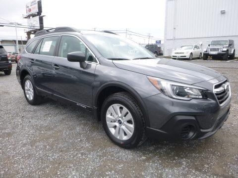 Magnetite Gray Metallic 2018 Subaru Outback 2.5i