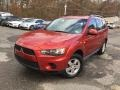 Mitsubishi Outlander ES Rally Red Metallic photo #1