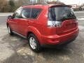Mitsubishi Outlander ES Rally Red Metallic photo #3