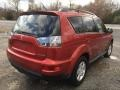 Mitsubishi Outlander ES Rally Red Metallic photo #5