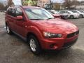 Mitsubishi Outlander ES Rally Red Metallic photo #7