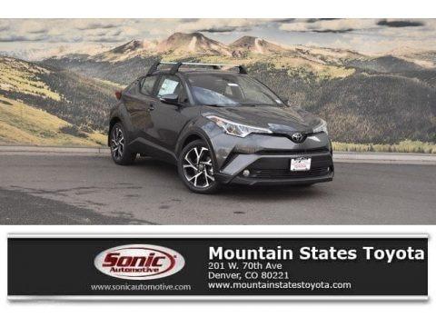 Magnetic Gray Metallic 2018 Toyota C-HR XLE