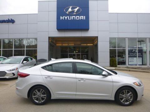 Symphony Silver 2018 Hyundai Elantra Value Edition