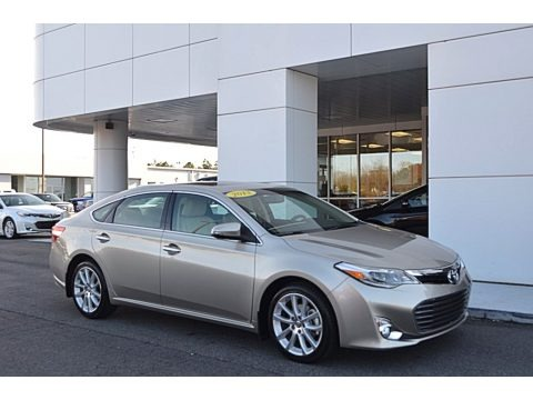 Champagne Mica 2013 Toyota Avalon Limited