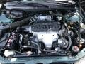 Honda Accord EX Sedan Dark Emerald Pearl photo #8