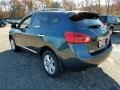 Nissan Rogue Select S AWD Graphite Blue photo #2