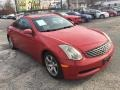 Infiniti G 35 Coupe Laser Red photo #7