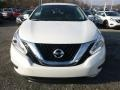 Nissan Murano S AWD Pearl White photo #12