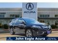 Acura RDX FWD Advance Crystal Black Pearl photo #1