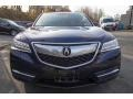 Acura MDX SH-AWD Technology Fathom Blue Pearl photo #2