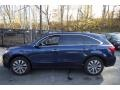 Acura MDX SH-AWD Technology Fathom Blue Pearl photo #3