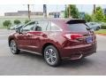 Acura RDX FWD Advance Basque Red Pearl II photo #5