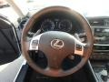 Lexus IS 250 AWD Starfire White Pearl photo #16