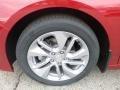 Honda Accord LX Sedan Radiant Red Metallic photo #7