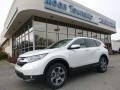 Honda CR-V EX AWD White Diamond Pearl photo #1