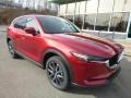 Mazda CX-5 Grand Touring AWD Soul Red Metallic photo #3