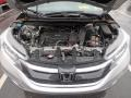 Honda CR-V Touring AWD Alabaster Silver Metallic photo #18