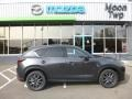 Mazda CX-5 Grand Touring AWD Meteor Gray Mica photo #1