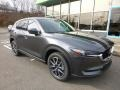 Mazda CX-5 Grand Touring AWD Meteor Gray Mica photo #3