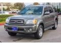 Toyota Sequoia Limited 4x4 Phantom Gray Pearl photo #3