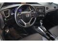 Honda Civic EX-L Sedan Alabaster Silver Metallic photo #12