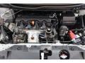 Honda Civic EX-L Sedan Alabaster Silver Metallic photo #34