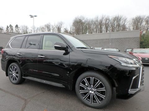Black Onyx 2018 Lexus LX 570