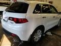 Acura RDX Technology Bellanova White Pearl photo #3