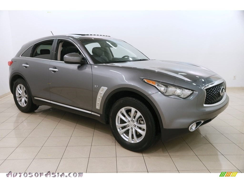 Graphite Shadow / Graphite Infiniti QX70
