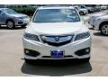 Acura RDX AWD Advance White Diamond Pearl photo #2