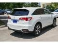 Acura RDX AWD Advance White Diamond Pearl photo #7