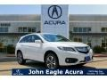 Acura RDX AWD Advance White Diamond Pearl photo #1